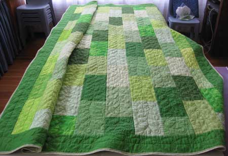 1 Rectangle Fun Quilt-Along: Intro : how to make simple quilt - Adamdwight.com