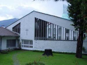 Iglesia Evangélica Luterana El Adviento, Quito