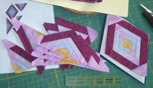 paper pieced blocks