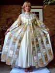 Do you compete in quilt shows? : wearable quilt - Adamdwight.com