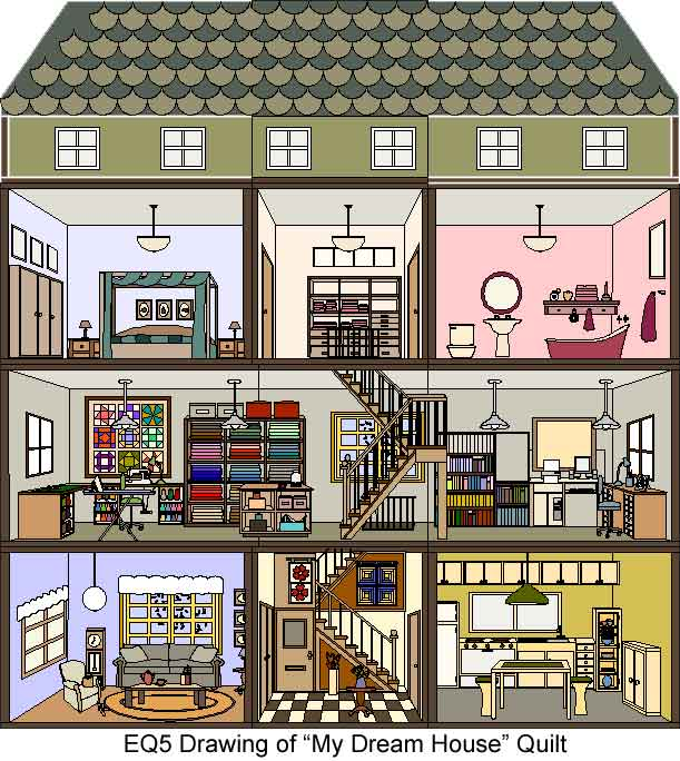 My dream house Plan my house