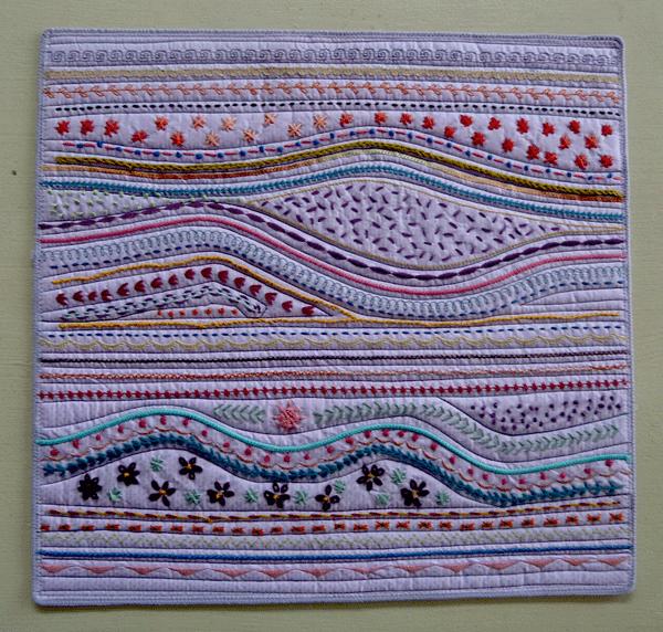 Little Decorative Stitching